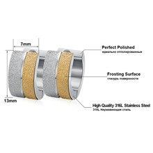 Earrings Stainless Steel Model 11