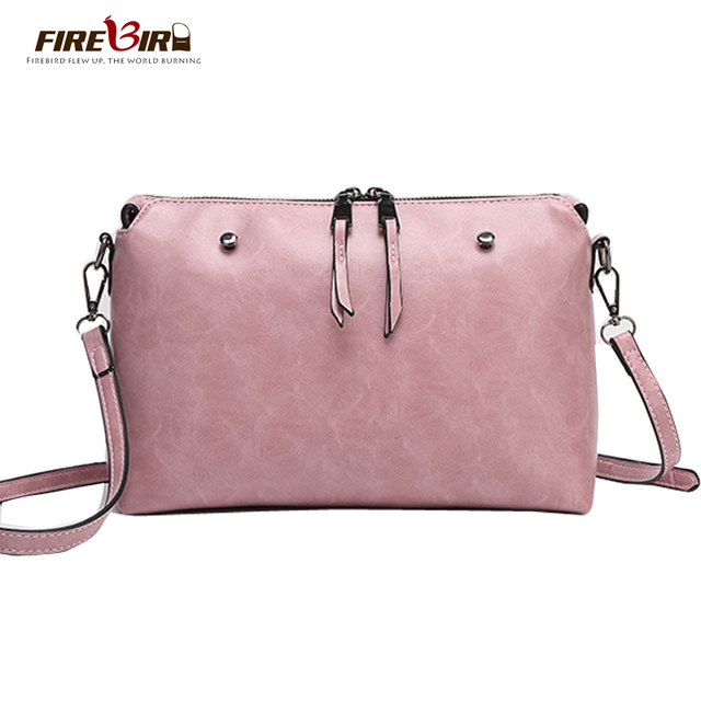 2016 New designer handbags high quality crossbody bags for women Oil Wax Shoulder Bag Totes bolsos mujer Free Shipping Z62