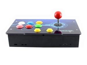 Image 4 - Waveshare Arcade C 1P Aksesuar Paketi Arcade Konsolu Yapı Seti Ahududu Pi 1 Çalar, RetroPie/KODI