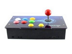 Image 4 - Waveshare Arcade C 1P Zubehör Pack Arcade Konsole Gebäude Kit für Raspberry Pi 1 Player Unterstützt RetroPie/KODI
