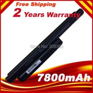 7800mAh Battery for Sony BPS26 VGP-BPL26 VGP-BPS26 VGP-BPS26A for vaio SVE141 SVE14A SVE15 SVE17 VPC-CA VPC-CB VPC-EG VPC-EH EJ