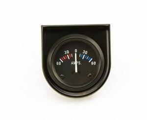 """2 """"52 мм Температура воды/Температура масла/пресс для масла psi/пресс для масла кг/Вольт/амперметр/уровень топлива (без поплавка) манометр автомобильный счетчик"""