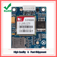 SIM808 Module Instead Of SIM908 GSM GPRS GPS Positioning SMS Data Transmission Board