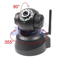 TF Micro SD Card Supported Wireless Network Internet Wifi RJ45 Night Vision IP Camera,Indoor CCTV Security Camera