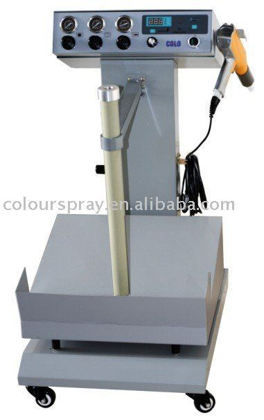 Vibrating powder coating paint equipment COLO-610V