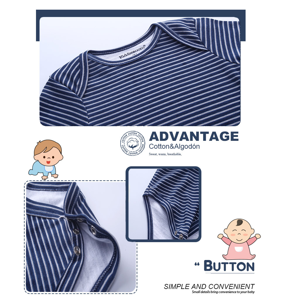 HTB1P4kVcBGE3KVjSZFhq6AkaFXaI Clearance 5pcs Baby rompers 100% Cotton Infant Body Short Sleeve Clothing baby Jumpsuit Cartoon Printed Baby Boy Girl clothes