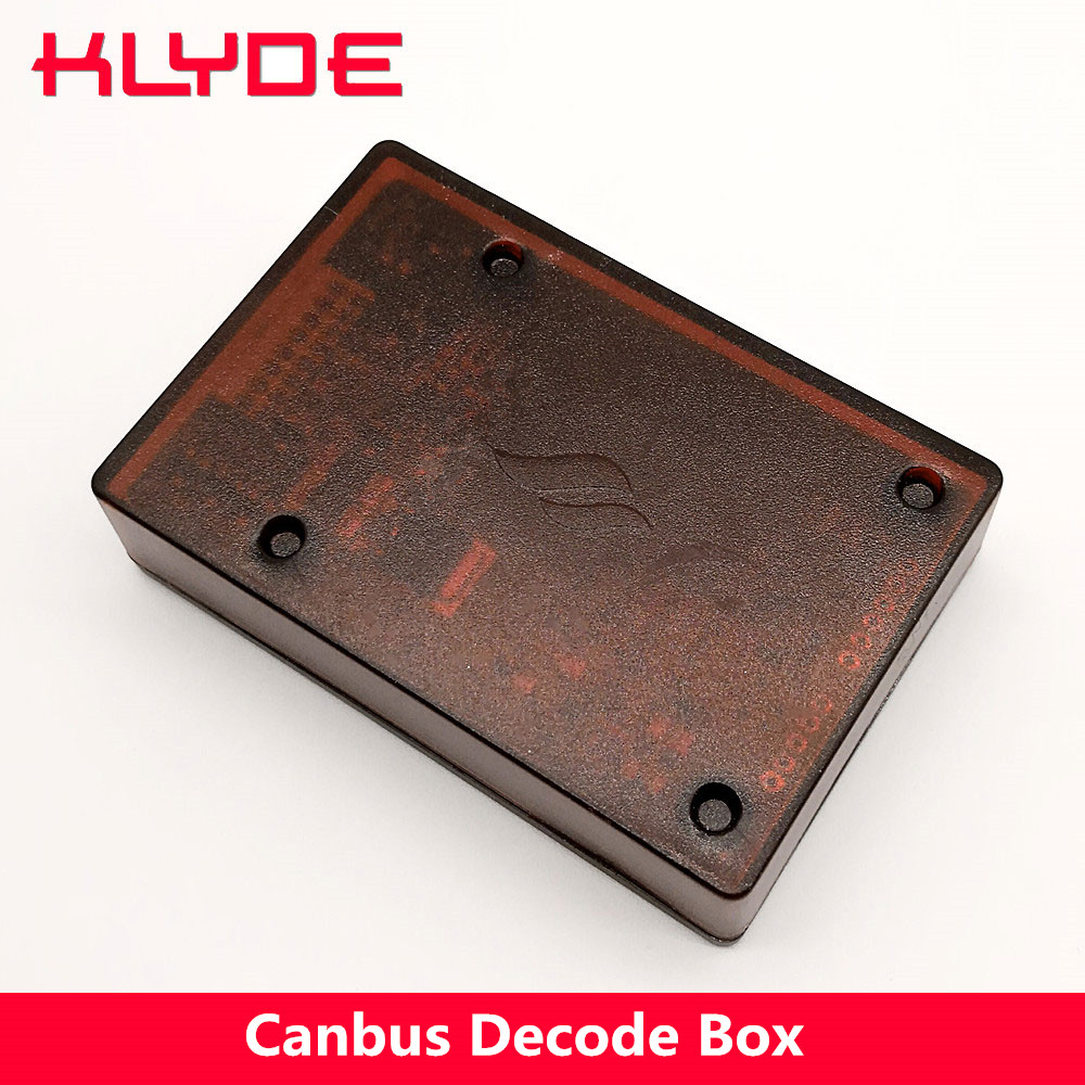 KLYDE Canbus Decode Box Only for the buyer who order my store radio