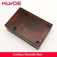 KLYDE Canbus декодированная коробка только для покупателя заказ вает мой магазин радио