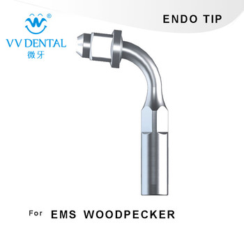 Dental Equipment 7PCS Dental Scaler Tip E2 Fit EMS, WOODPECKER UDS J, UDS K, UDS M, UDS E, N1,N2,N3,SYBRONENDO