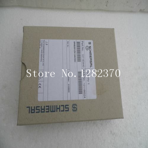 [SA] New original special sales SRB201ZH 24VDC SCHMERSAL safety relay spot [sa] new original authentic special sales schmersal proximity switches bns 250 11z spot