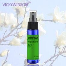 Magnolia Body Spray 30ML Remove Body Odor Foot Odor Antiperspirant Deodorant Spray magnolia body spray 30ml remove body odor foot odor antiperspirant deodorant spray