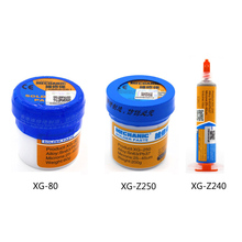 цена на 1pc Welding Flux Solder Paste XG-50XG-Z240 XG-80 XG-250 Welding Tool Solder Paste Sn63/Pb37 Solder Paste Welding Fluxes