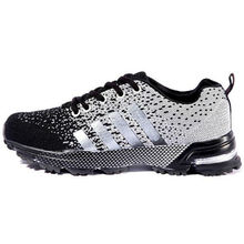 2016 New Men's High Quality Sneakers Weaving Breathable Running Boots Outdoor Comfortable Running Shoes