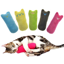 Interactive Plush Toy for Cats