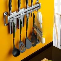 Stainless Steel Kitchen Knife Stand Tool Holder Multifunctional Tool Holder Knife Block Sooktops Tube Shelf Chromophous 30DJ27