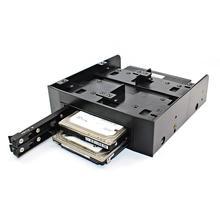 5,25 дюймовый оптический до 3,5 дюймовый флоппи-дисковод, Монтажный кронштейн для SSD конвертера