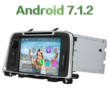 "8"" Android 7.1.2 2 din Quad core 2GB RAM 16GB ROM Car DVD Multimedia Player Radio GPS Navigation For Kia K5 Optima 2015"