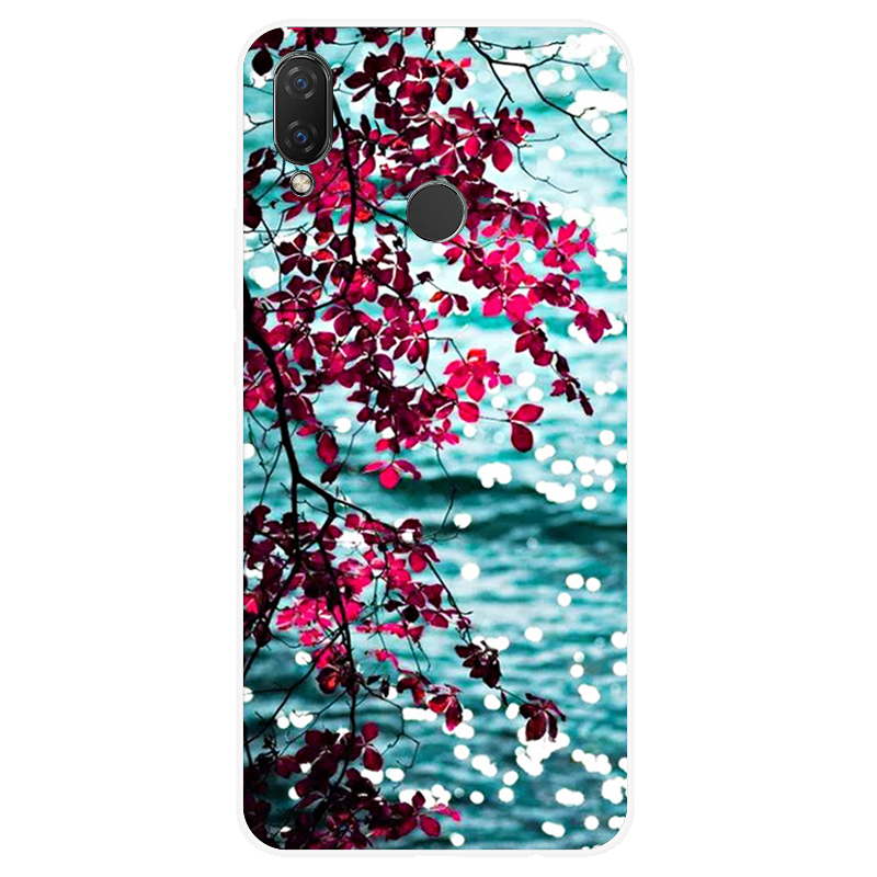 Image 5 - silicone case for huawei Nova 3 3i 3e case soft TPU cover for Nova3 nova3i INE LX2 INE LX9 funda Back cover protective Coque-in Fitted Cases from Cellphones & Telecommunications