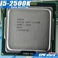 Intel i5 2500 К Процессор Quad-Core 3.3 ГГц LGA 1155 TDP: 95 Вт 6 МБ Кэш С HD Graphics i5-2500k (бесплатная Доставка работает 100%)