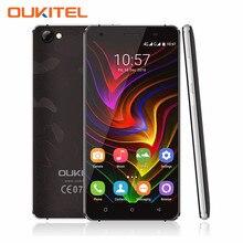 OUKITEL C5 Pro 5.0 дюймов HD 4 Г LTE Мобильный Телефон Android 6.0 MT6737 Quad Core 2 ГБ RAM 16 ГБ ROM Смартфон Dual SIM двойная Камера
