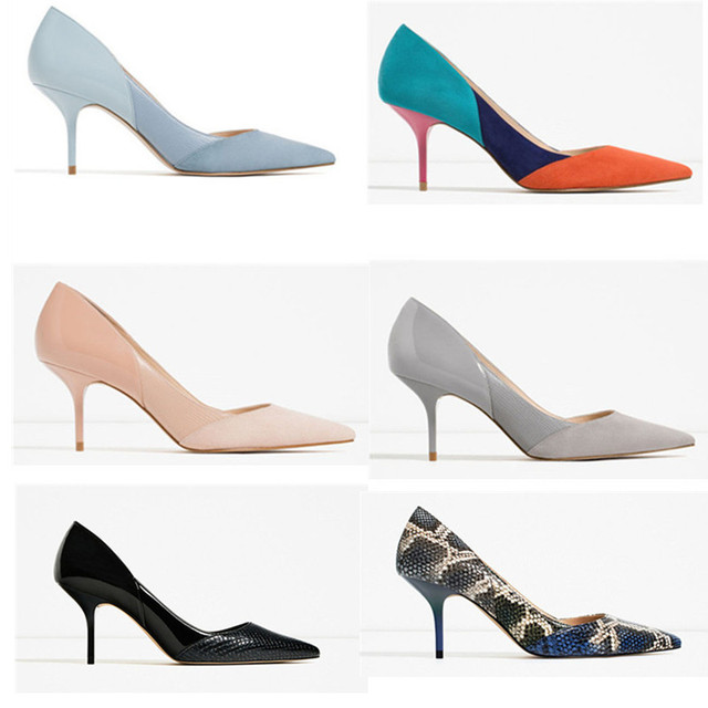 Women Fashionable Pumps