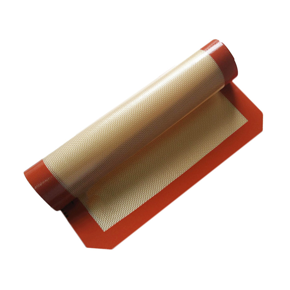 PREUP karstās necaurspīdīgās silikona cepšanas paklājiņš, cepeškrāsns cepeškrāsns cepešpannas cepšana ar mīklu.