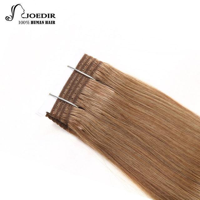 Online Shop Joedir Pre Colored Straight Brazilian Hair 100 Remy