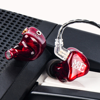 AK TFZ MY LOVE III HIFI Monitor 9mm Duble Magnetic In Ear Earphone 2Pin 3.5mm Interface Earphone Earbuds With Detachable Cable