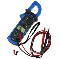 Aneng Clamp Meter Amper Ac/Dc Spannung Strom Clamp Multimeter Pinza Amperimetrica Digital Multimeter Elektronische Tester Mete-in Multimeter aus Werkzeug bei