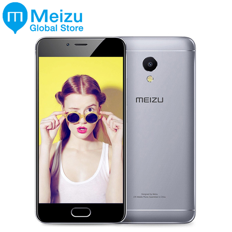 "Meizu M5s 3 GB RAM 16 GB/32 GB ROM Mobile Phone Android MTK Octa Core 5.2 ""3000"