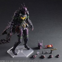 Play arts Kai Gogues Gallery Joker twoface batman Anime Action Toy Figures Pvc Model Collection Original Box