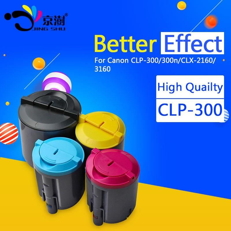 1 Pack Magenta Toner  Fits Samsung CLP300 CLP-300 300N CLX-3160  CLX-2160n