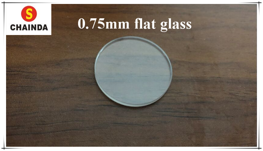 1 Set High Quality 0.75 MM Thick Polished Round Plane Mineral Glass for Watch Replacement1 Set High Quality 0.75 MM Thick Polished Round Plane Mineral Glass for Watch Replacement