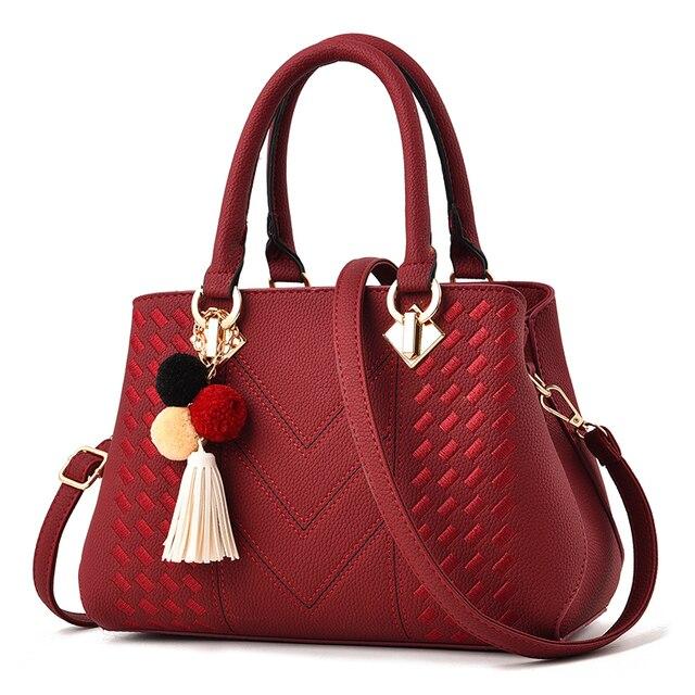 2d5f519d733 sac a main femme de marque luxe cuir 2017 handbags famous brands bags for  women 2018 bolsa feminina handbag elegant woman bag