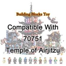 Airjitzu À 70751 Temple En Gros Lego Galerie Achetez Of Vente Des FJKl1c
