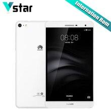 Международная прошивка Huawei MediaPad M2 Lite 7.0 «4 г LTE телефонный звонок 3 ГБ Оперативная память 16 ГБ Встроенная память Snapdragon 615 Octa core tablet pc 13.0MP