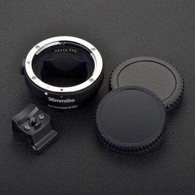 COMMLITE Auto Focus for EOS NEX EF EMOUNT FX Lens Adapter for Canon EOS EF S Lens to Sony E Mount NEX A7 A7R Full Frame