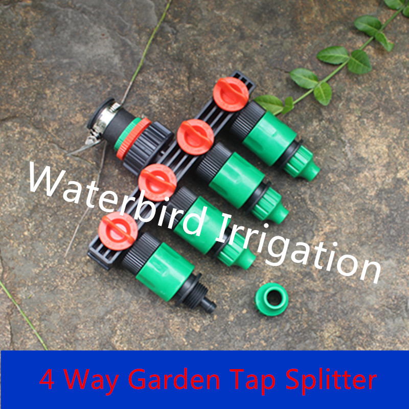 Buy 4 way water tap and get free shipping on AliExpress.com