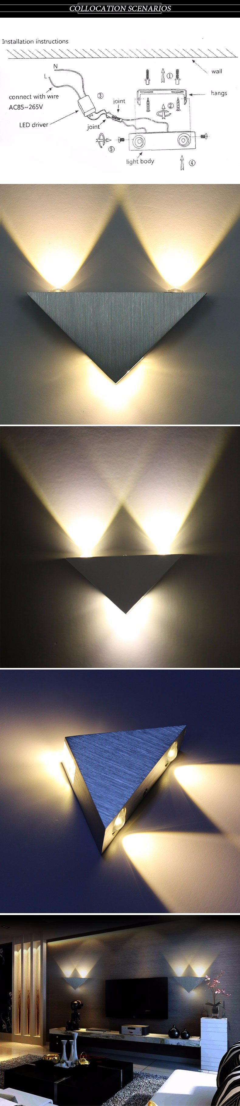 wall lights for home