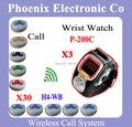 Relógio de pulso sino sistema de chamada de Pager Casa de Café Restaurante Café Bar Chamada Wireless Chamando Sistema de Serviço de Garçom Sistema de Paginação