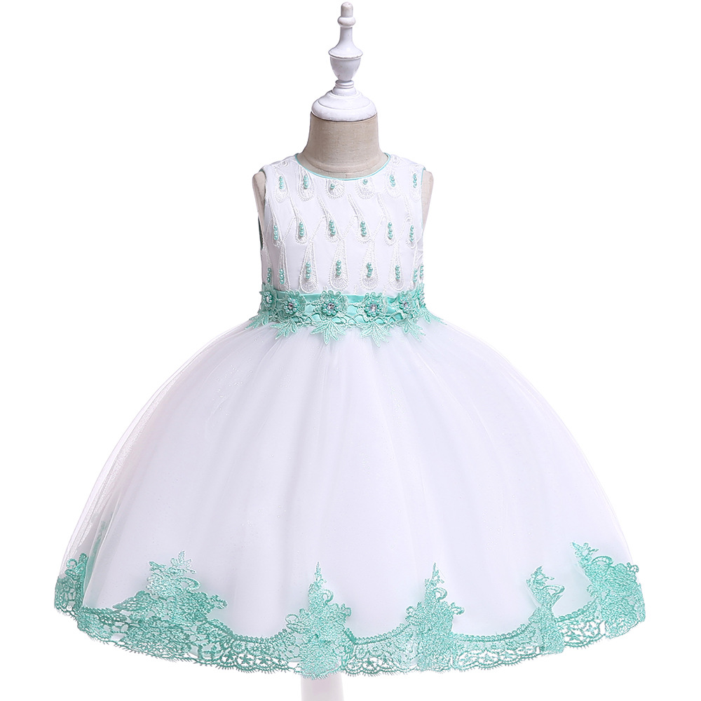 Popular Ballgown Princess Birthday gown Pageant Party 2019 Formal Gown First Communion   Dresses