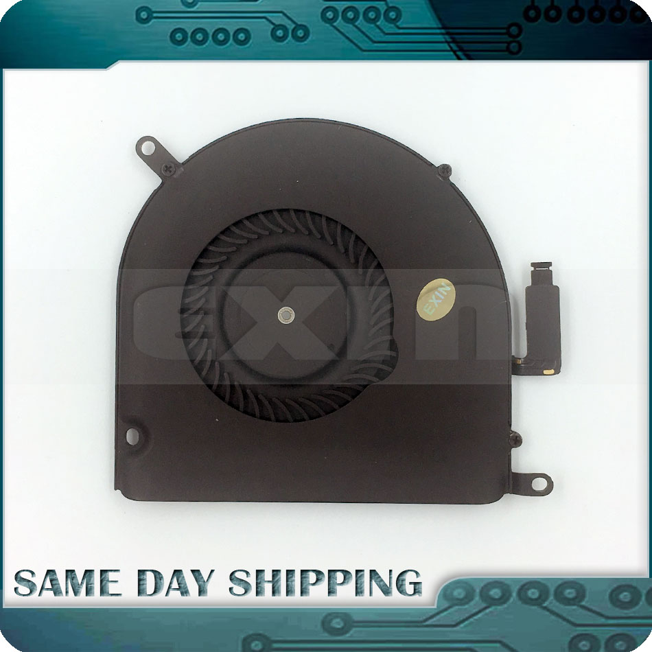 Genuine A1398 CPU Cooling Fan Left Side Only for MacBook Pro Retina 15 A1398 Left Fan 2013-2015 EMC2674/2745/2876/2881/2909 laptop cpu cooler cooling fan for macbook pro retina 15 a1707 left right side fan set replacement late 2016