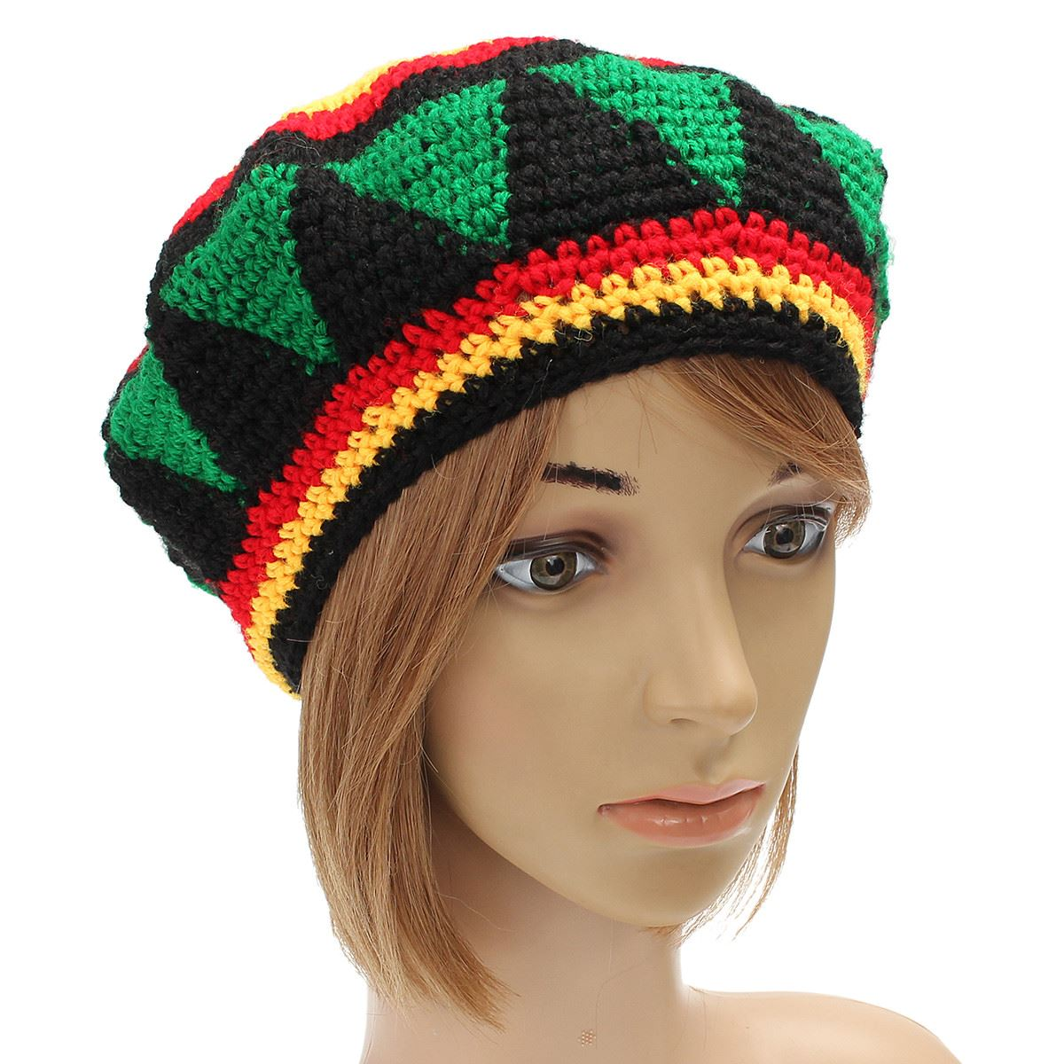 раста шапка схема вязки на русском языке
