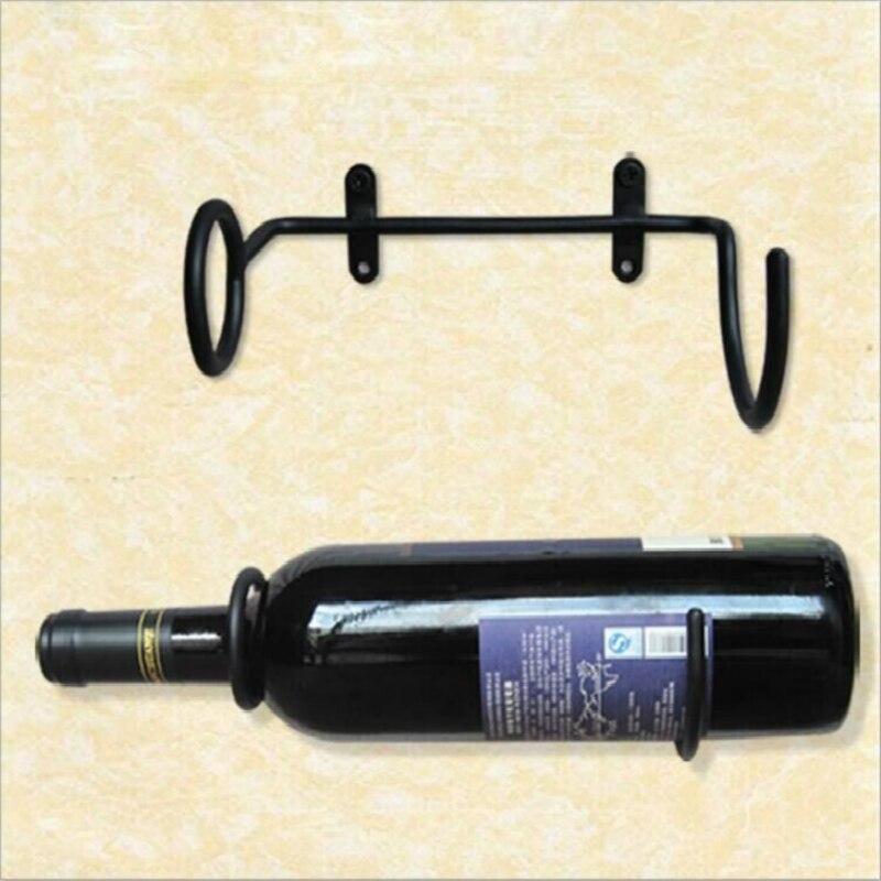 Wine Bottle Racks Single Holder Wall Mount Drying Rack For Sale Nz