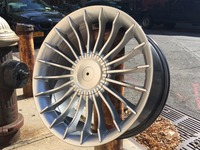 Free Shipping 4 New Staggered Rims wheels RIMS ET 35mm Alloy Wheel Rims W724