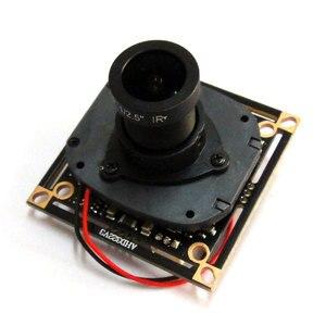 """Image 2 - HD 1080 P العهد 1/2. 9 """"سوني IMX323 + NVP2441 النجوم الإضاءة قليلة CCTV لوحة توصيل لكاميرا صغيرة أو كبيرة عن طريق USB وحدة PCB ، عدسة ircut كابل"""