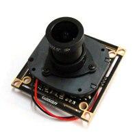 HD 1080P AHD 1 2 9 Sony IMX322 NVP2441 Starlight Low Illumination CCTV Board Camera Module