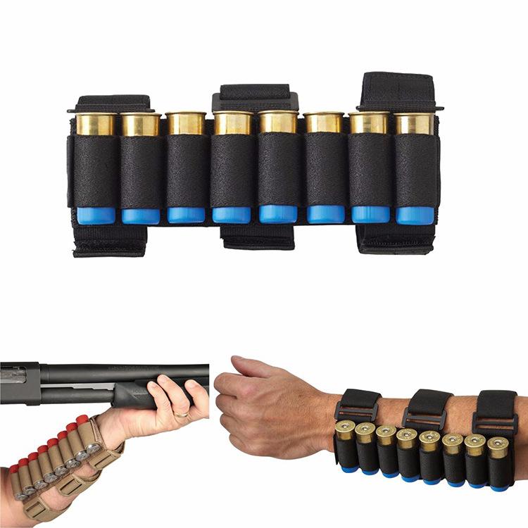 Taktische 8 Runden Shotgun Shell Munitionsträger Tragbare