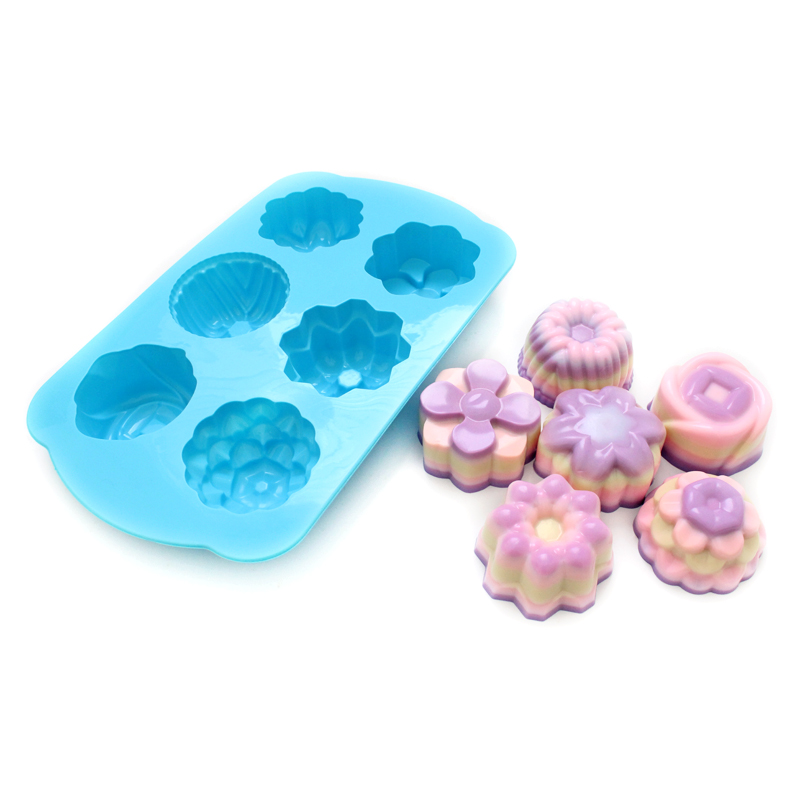21 PCS Soap Making Set Professional Cold Process Soaps Making Tool in Soap Making Sets from Home Garden