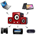 Ofnote YD - UP USB Portable Mini Speaker Multimedia Music Small Stereo Subwoofer Loudspeakers For Computer Phone PC Laptop